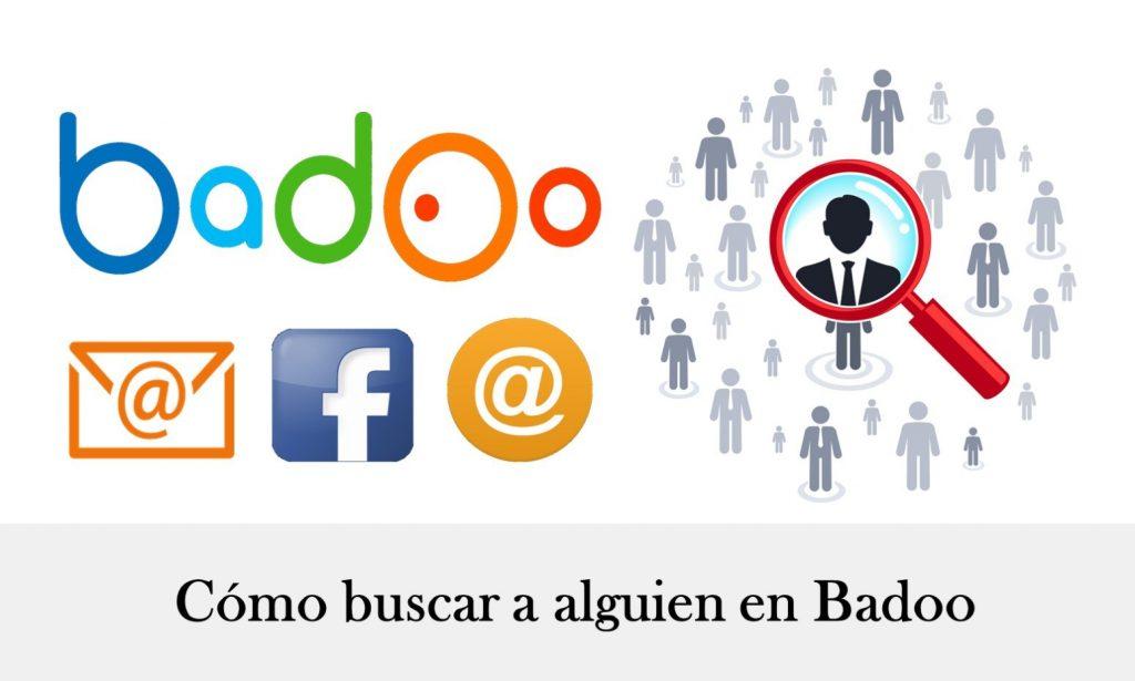 Buscar personas en Badoo