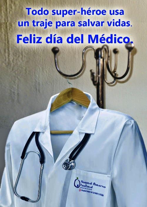 Feliz Día Del Médico Frases Para Compartir Chile Informa