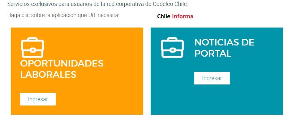 Codelco Chile