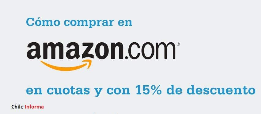 Comprar en Amazon y Ebay en Cuotas