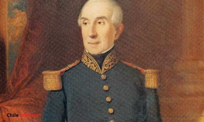 Manuel Blanco Encalada