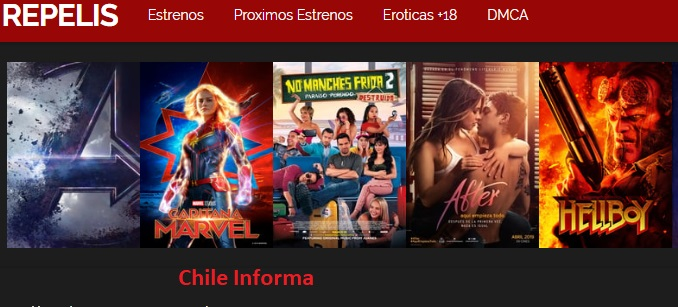 Series y películas online