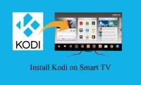 kodi en smart tv