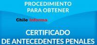 Descargar certificado de Antecedentes gratis