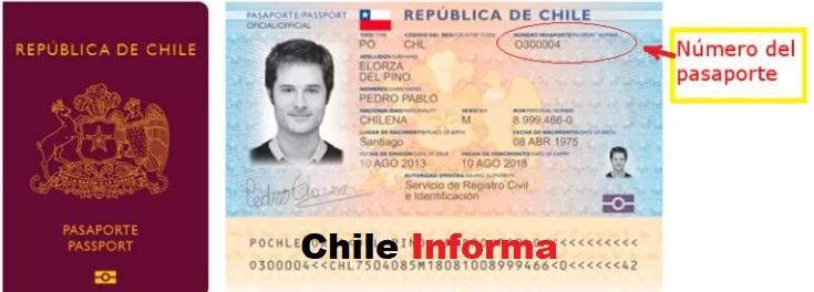 Solicitar pasaporte chileno