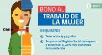 Bono Trabajo mujer