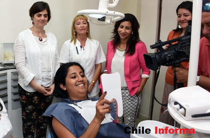Chile más sonrisas