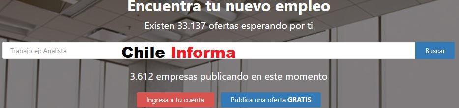 Chiletrabajos.cl