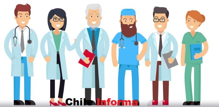 Cuánto gana un médico en Chile