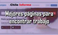 Paginas para buscar trabajo en Chile