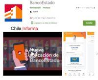 Nueva app del Banco estado