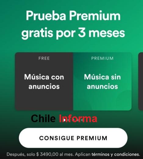 Spotify comprar