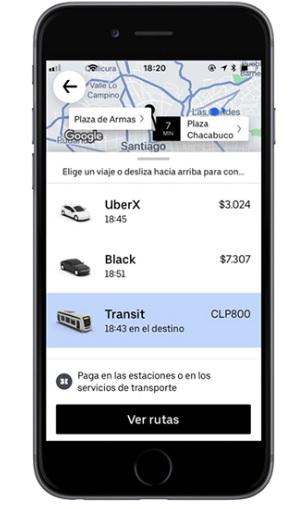 Uber Transit