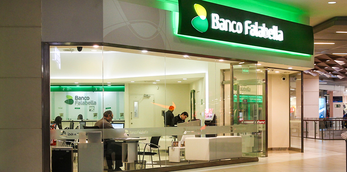 Banco falabella Chile