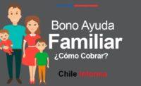 Bono Ayuda familiar como cobrar