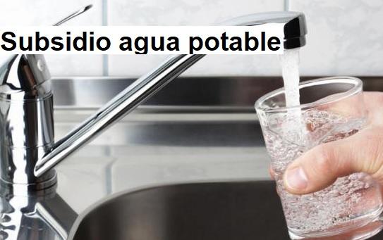 Requisitos del Subsidio de agua potable en Chile