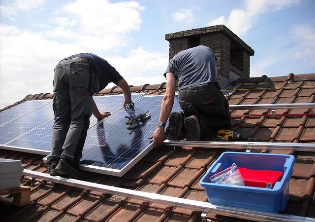 sistema de energía solar en chile