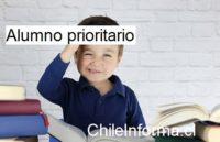 alumno prioritario
