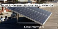 paneles y energía solar