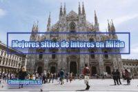 Lugares de interés de Milán