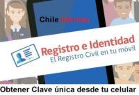 Registro e identidad