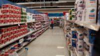 Supermercados y coronavirus