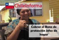 Bono de protección jefas de hogar 2020
