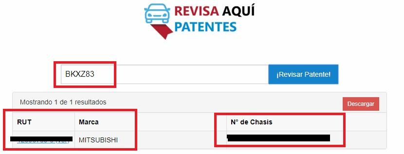 Cómo saber a quien pertenece un auto por su Patente