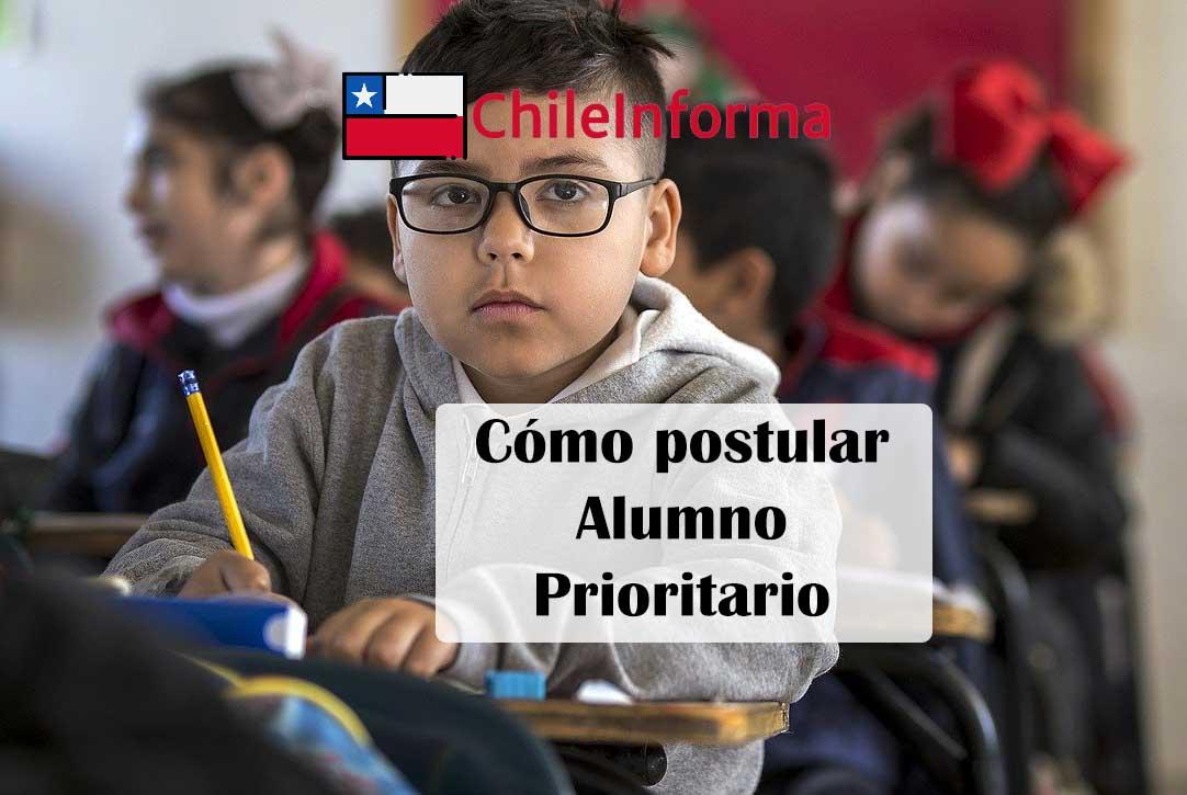 Cómo ser Alumno prioritario