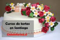 Cursos de tortas en Santiago