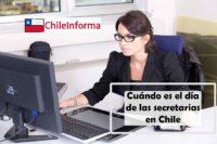 Día de la secretaria en Chile