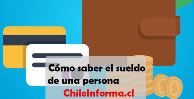Sueldo en Chile
