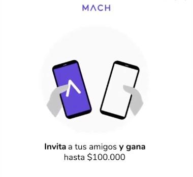 Tarjeta Mach