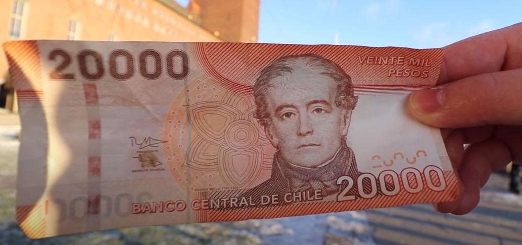 Veinte mil pesos, bono mujer