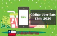 código descuento uber eats chile