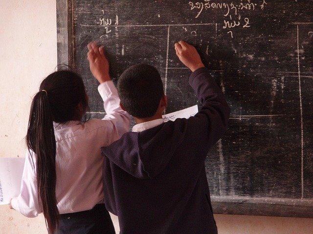 Estudiantes del bono asistencia escolar