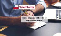 Fondo de cesantía solidario en Chile