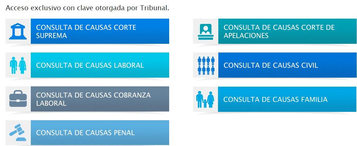 poder judicial de Chile